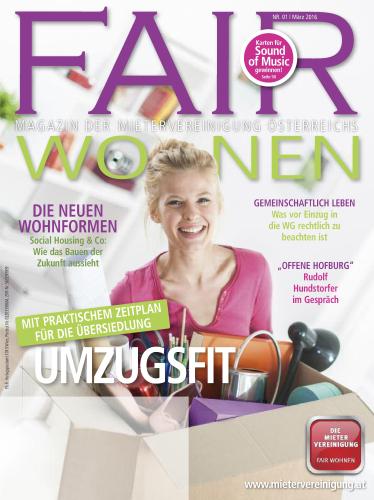 Magazin fair wohnen for Magazin wohnen