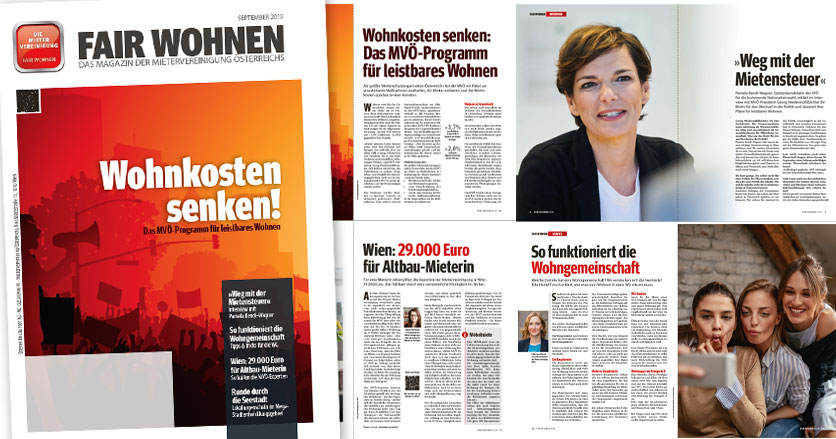 Fair Wohnen September 2019